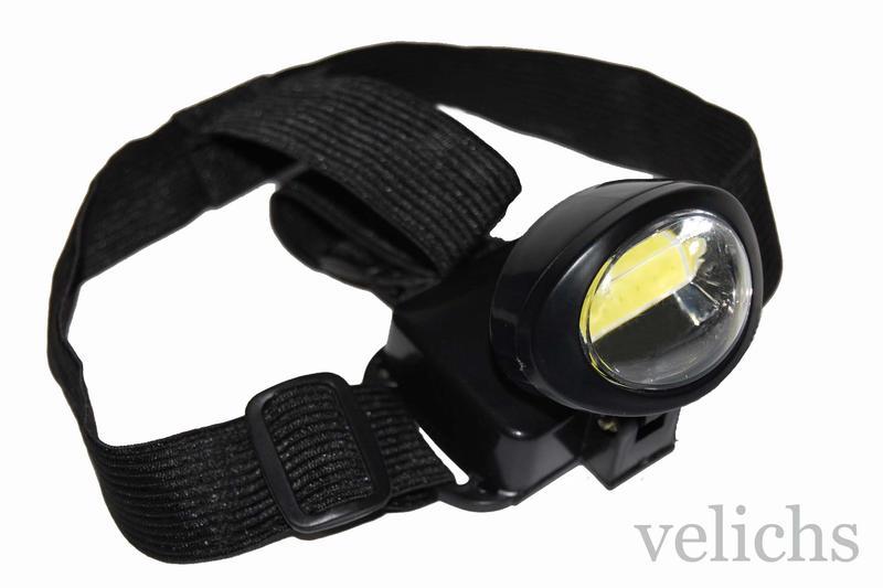 Налобный фонарик X-Balong BL-539-COB