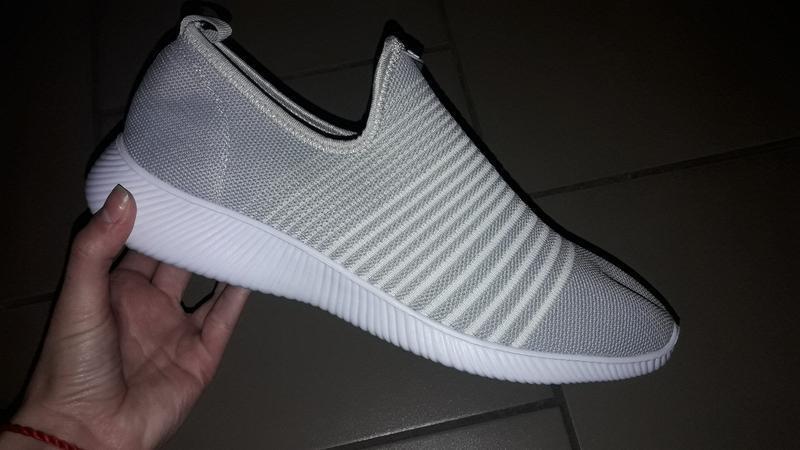 Мокасины текстиль женские кроссовки