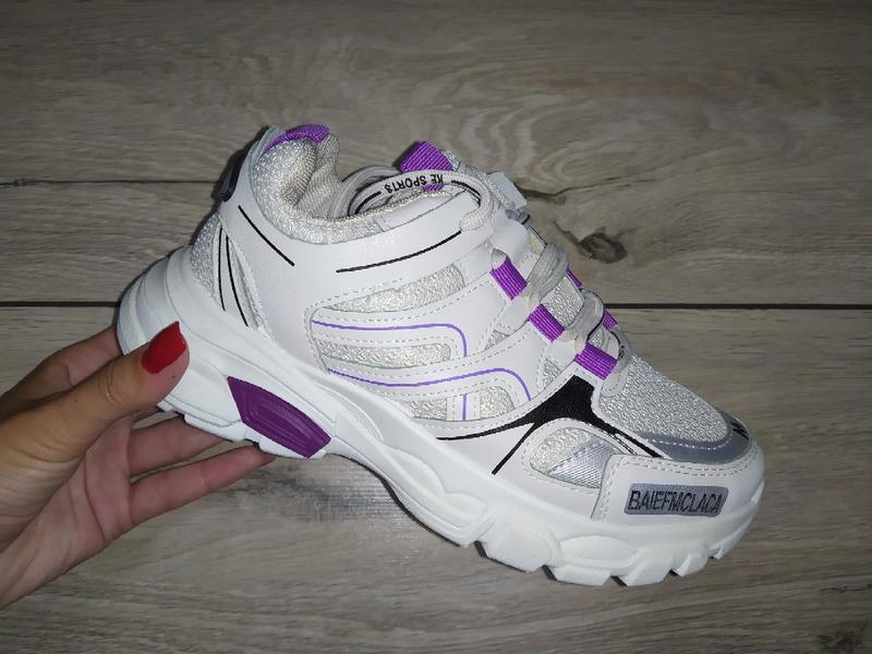 Кроссовки толстая подошва хайпоты платформа кросівки