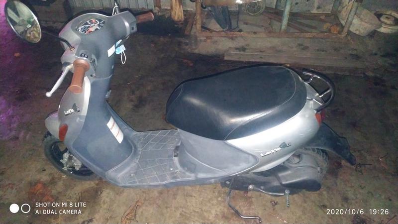 Suzuki Lets 4 Скутер, мопед, мотороллер (не Honda, Yamaha) - Фото 5