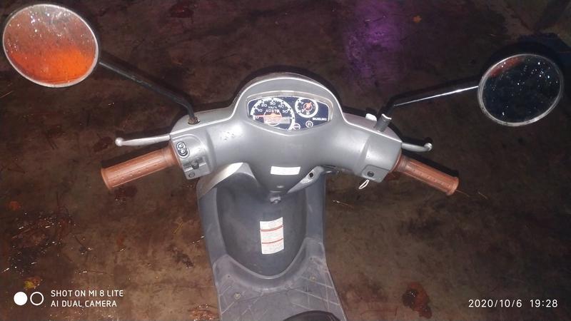Suzuki Lets 4 Скутер, мопед, мотороллер (не Honda, Yamaha)