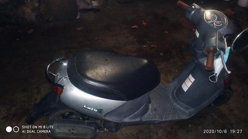 Suzuki Lets 4 Скутер, мопед, мотороллер (не Honda, Yamaha) - Фото 4