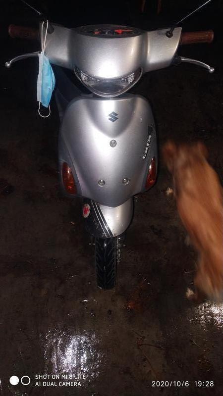 Suzuki Lets 4 Скутер, мопед, мотороллер (не Honda, Yamaha) - Фото 3