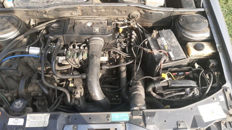 Двигатель мотор Саманд Samand 1.8 Пежо Ситроен запчасти разборка