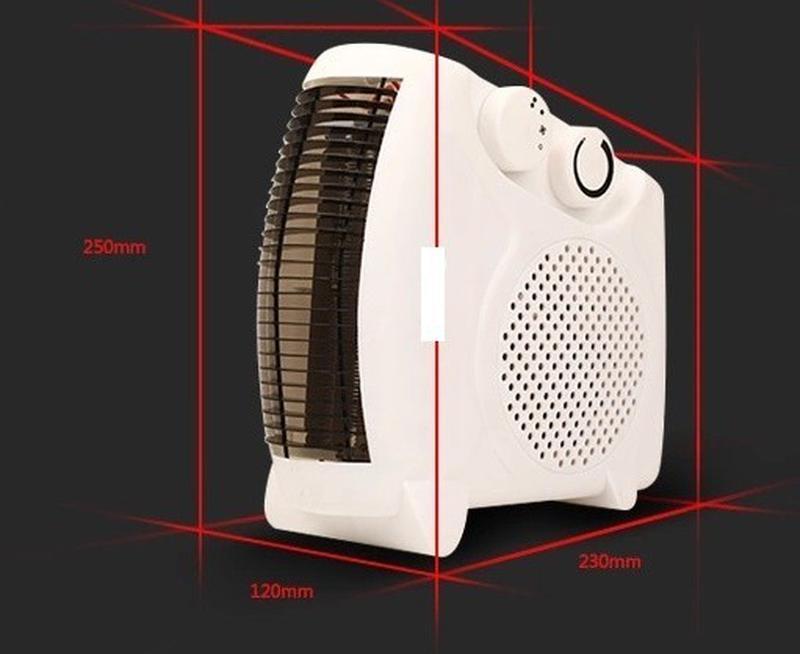Тепловентилятор Domotec MS 5903 / Электро обогреватель - Фото 6