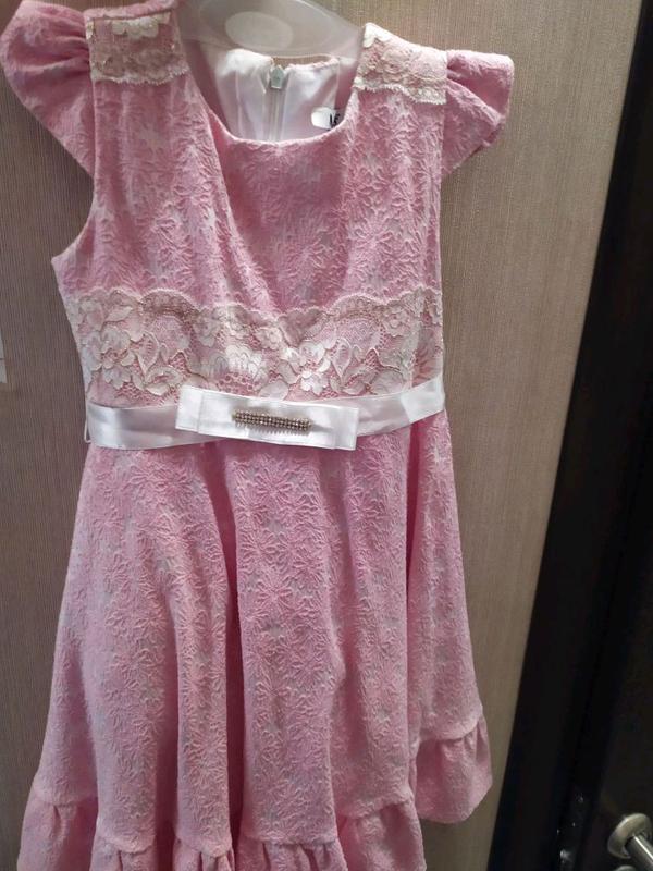 Сногсшибательное платье для девочки