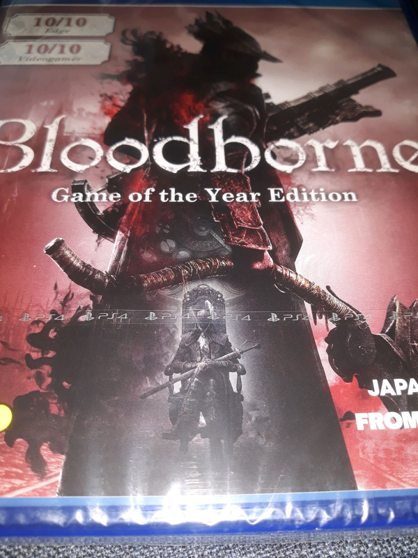 Bloodborne Game of the Year Edition PS4 - Фото 3