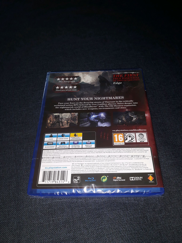 Bloodborne Game of the Year Edition PS4 - Фото 2