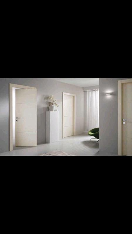 Установка межкомнатных дверей - Фото 7