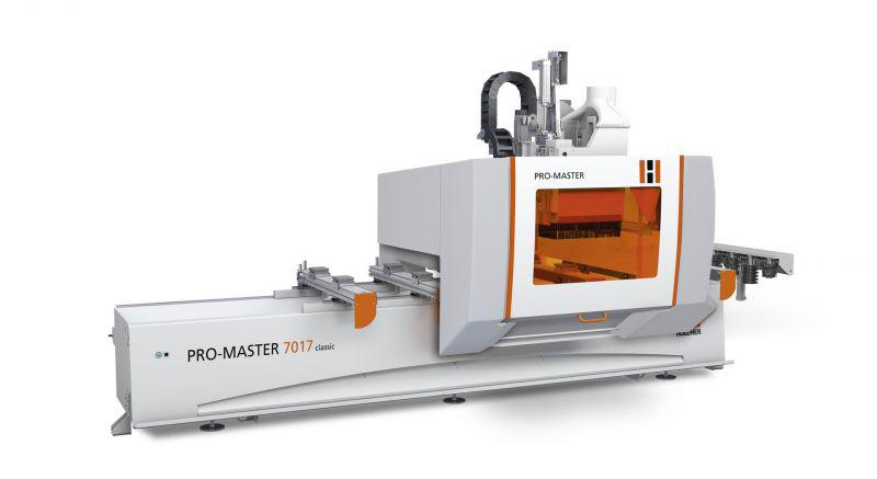 Обрабатывающий центр с ЧПУ Holz-Her Pro-Master 7017 Classic