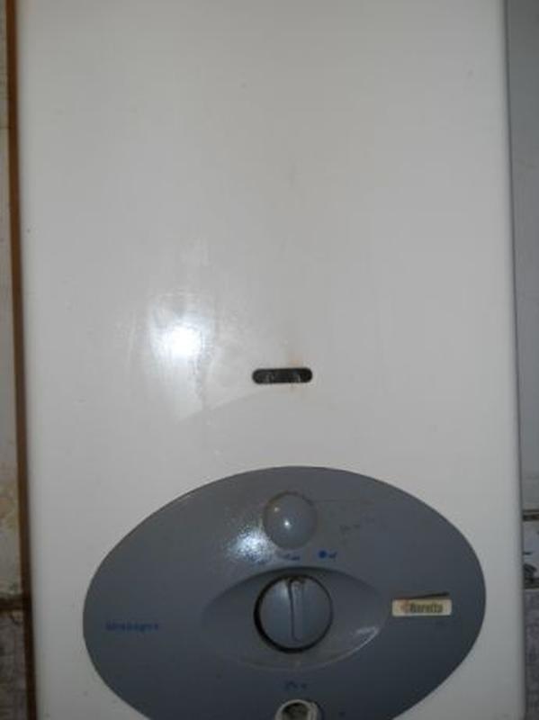 Газовая колонка Beretta idrabagno,Италия.
