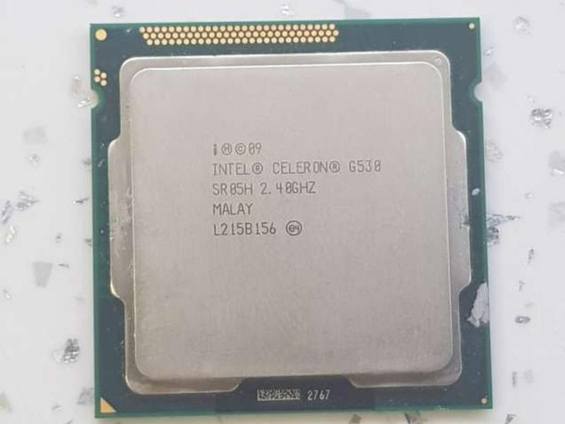 Процессор Intel Dual-Core G530 2x2.4GHz, s1155