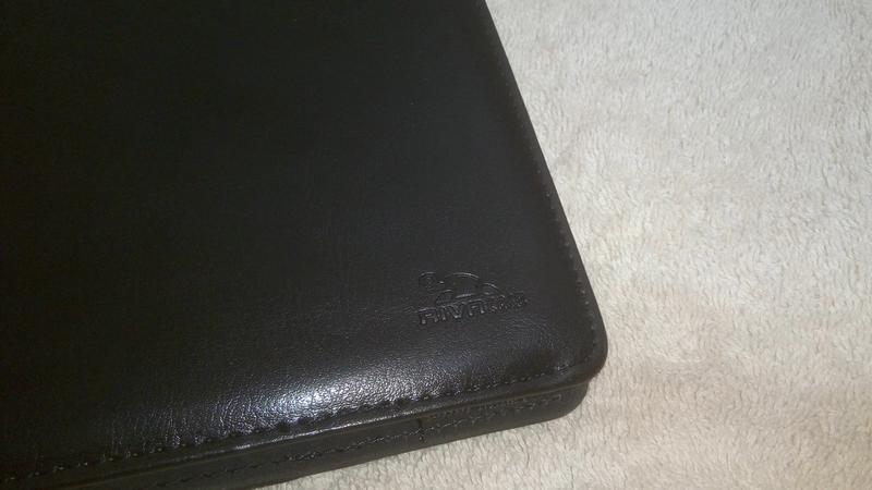 Новый Фирменный Чехол для Планшета 7-8 дюймов Фирмы RIVACASE Черн - Фото 7
