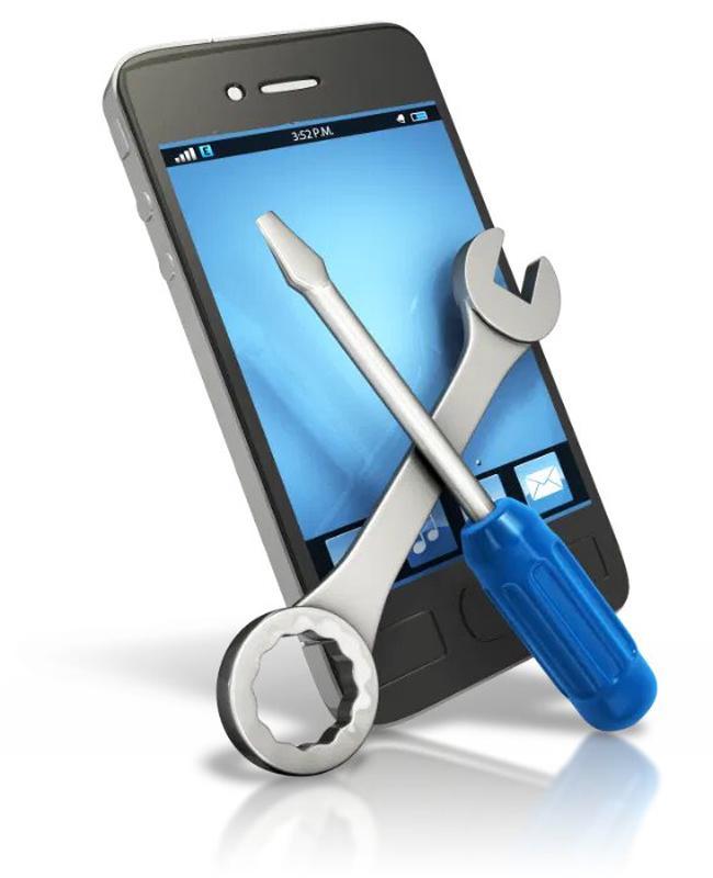 Ремонт телефонов, смартфонов, планшетов и электронных книг