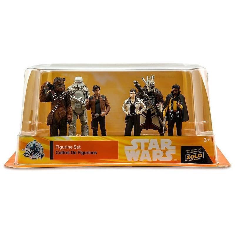 Набор фигурок к фильму Хан Соло: Звездные войны. Истории, Disney - Фото 2