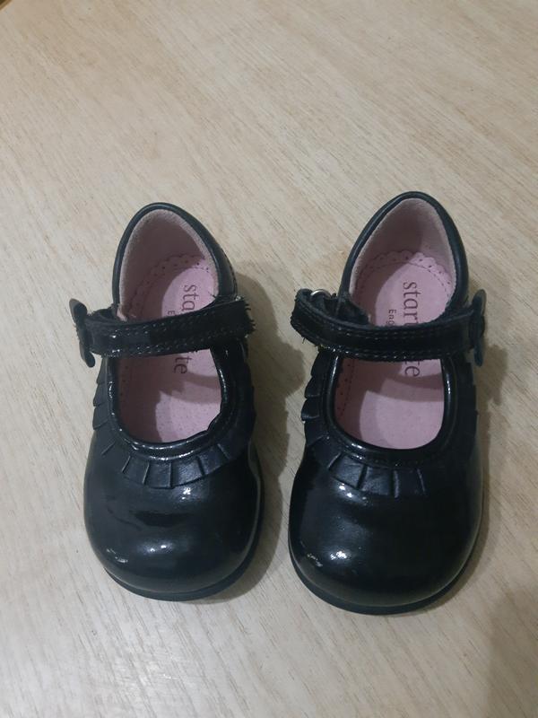 Шикарные туфли для девочки start rite кожа 20 р