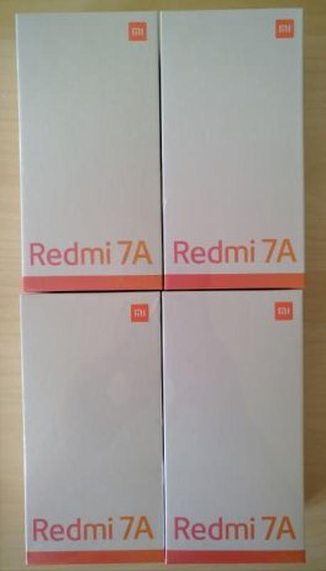 Гарантия! 2+32GB Xiaomi Redmi 7a Глобал 5.45 IPS Snapdragon 43...