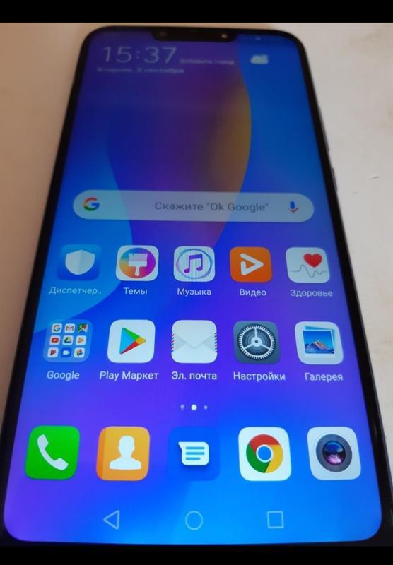 Смартфон HUAWEI P Smart Plus 4/64Gb Dual Sim Iris Purple - Фото 2