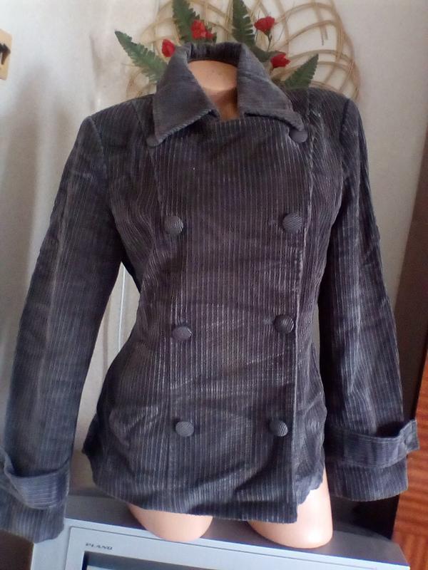 Пиджак-вильвет