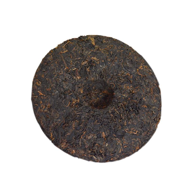 Шу пуэр (пуер) китайский черный чай 357 грамм 2012г - Фото 3
