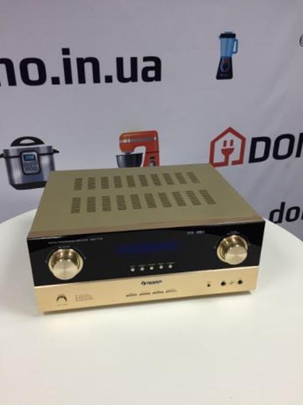 Усилитель мощности Нi-Fi приемник Auna AMP-7100 ресивер