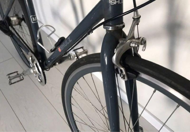 Велосипед шоссейный Шульц