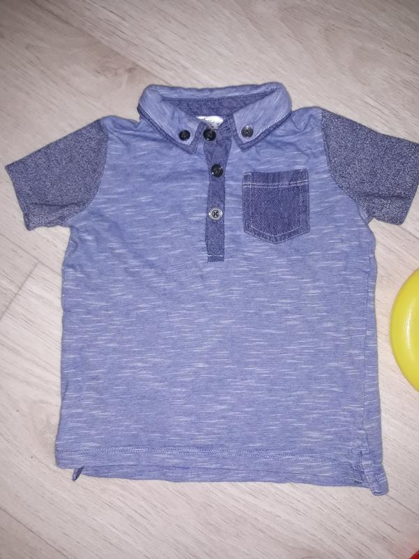 Крутезная футболка поло