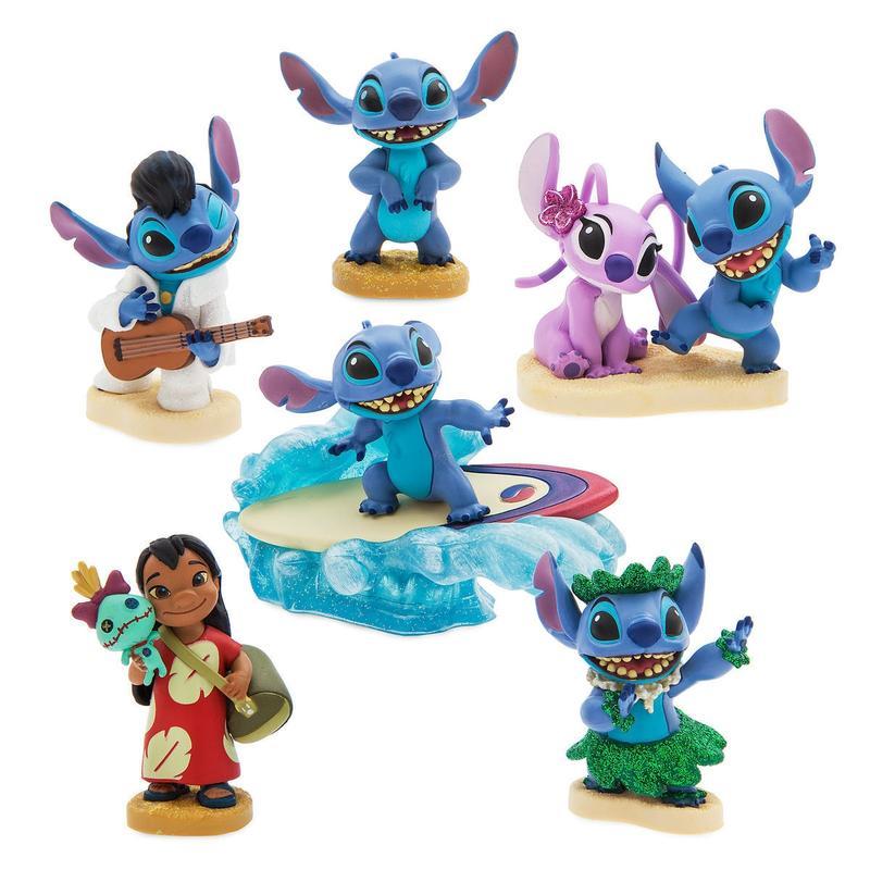 Набор фигурок от Disney Лило и Стич, Дисней Оригинал