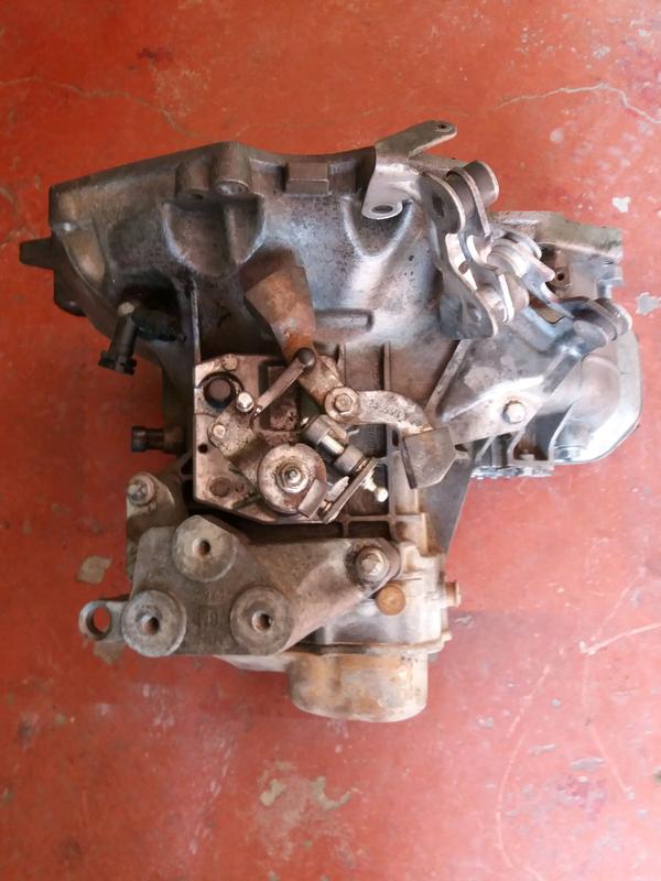 КПП. Коробка передач опель вектра ц 2004р 1.8 бензин