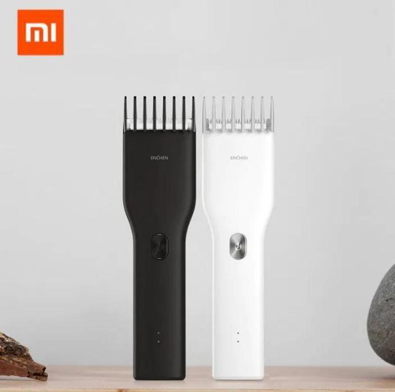 Xiaomi Машинка для стрижки волос Enchen Boost USB (триммер), е...