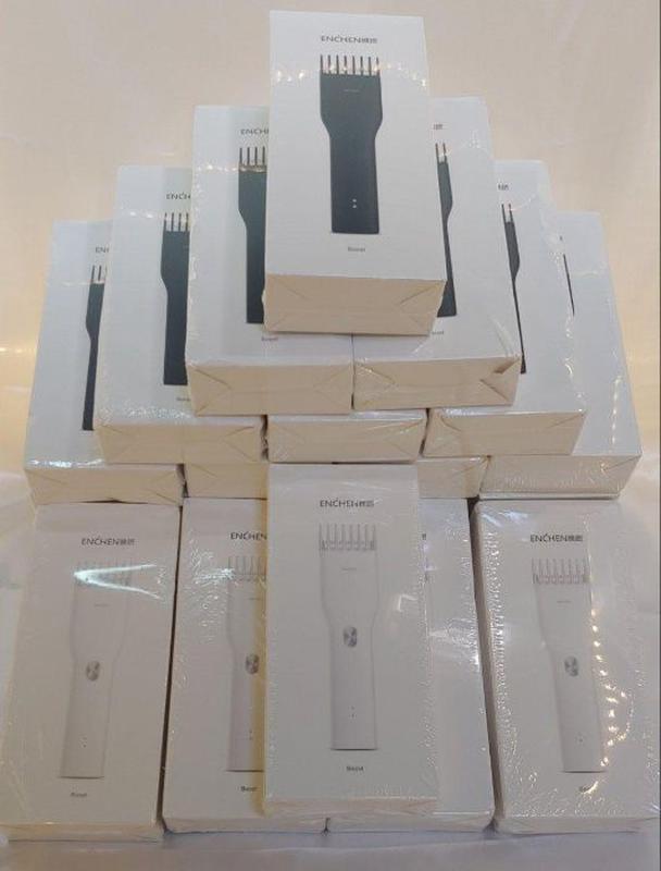Xiaomi Машинка для стрижки волос Enchen Boost USB (триммер), е... - Фото 8