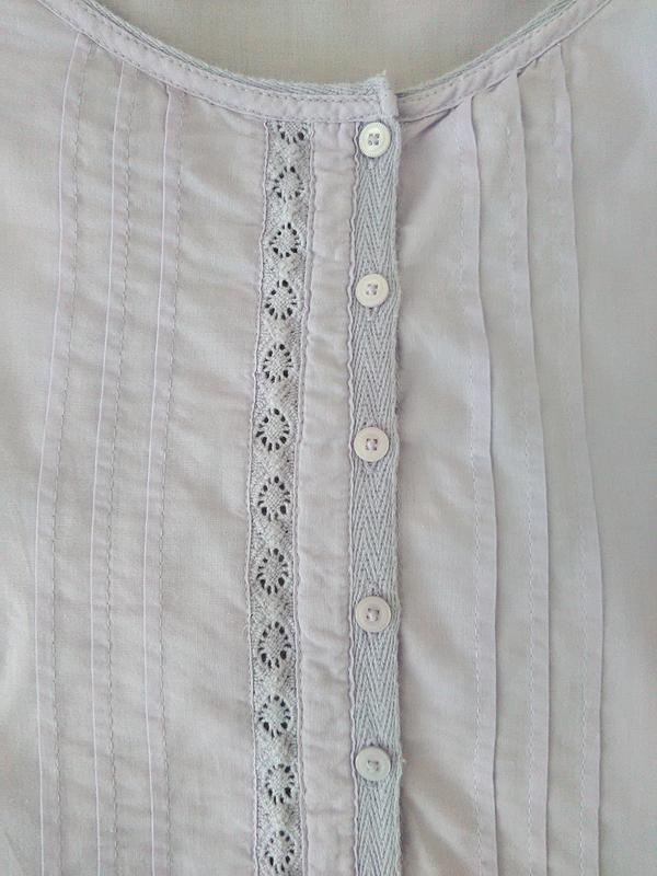 Красивая блуза espirit в народном стиле