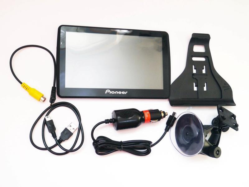 7'' Планшет Pioneer G701- GPS+ 4Ядра+ 8Gb+ Android