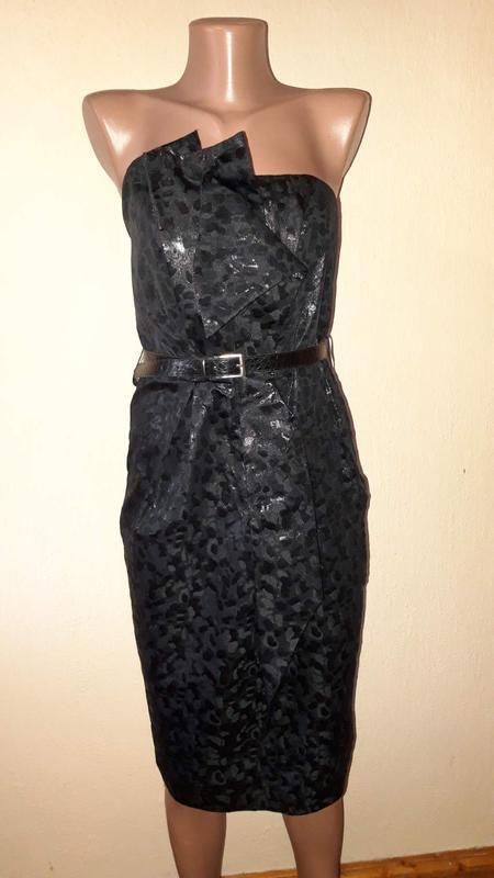 Стильне вечірнє плаття - Фото 2