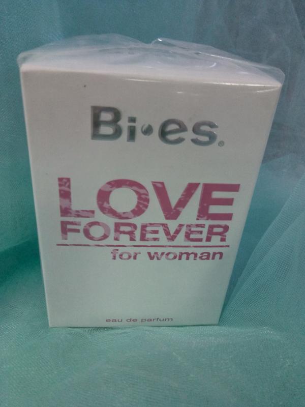 Bi-es love forever white женская парфюмированная вода - Фото 2