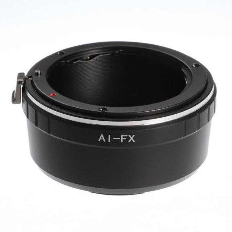 Адаптер переходник для Fujifilm M42-FX, Canon EOS-FX, Nikon AI... - Фото 6