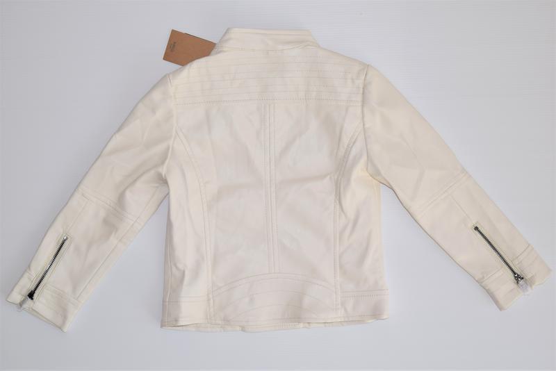 Стильная куртка на молнии mango - Фото 5