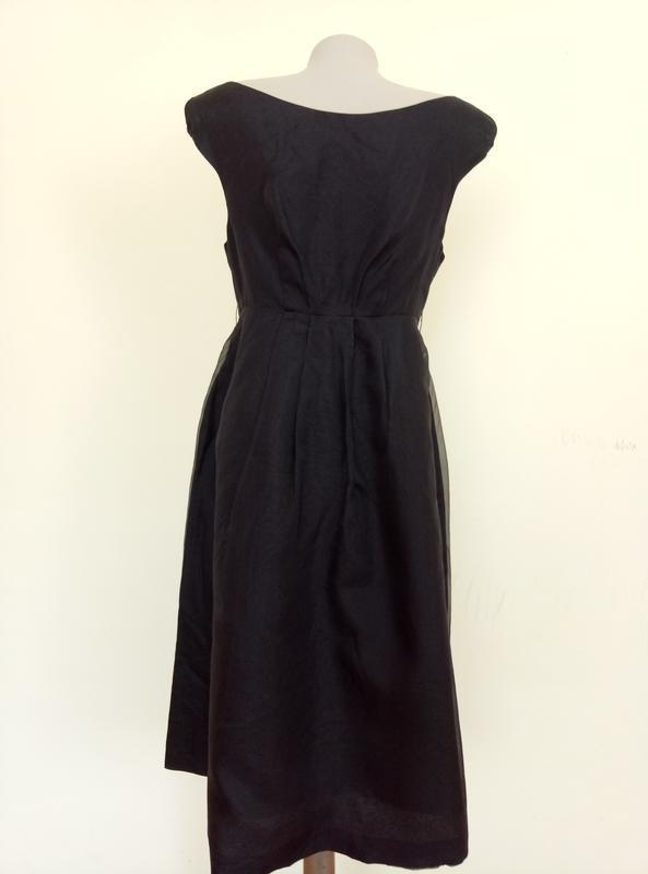 Шикарное шелковое платье от zara - Фото 6
