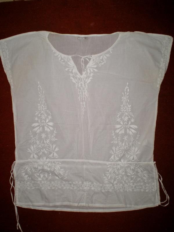 Блуза, туника