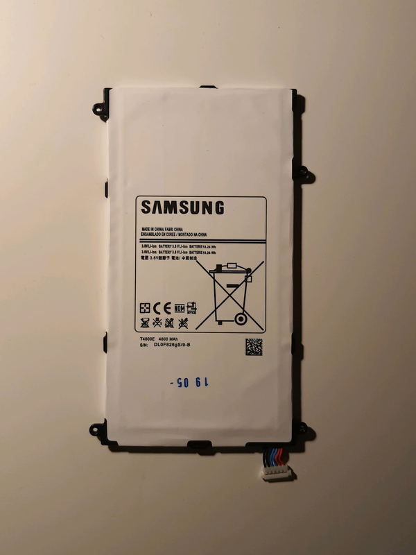Акумулятор samsung galaxy tab pro 8.4