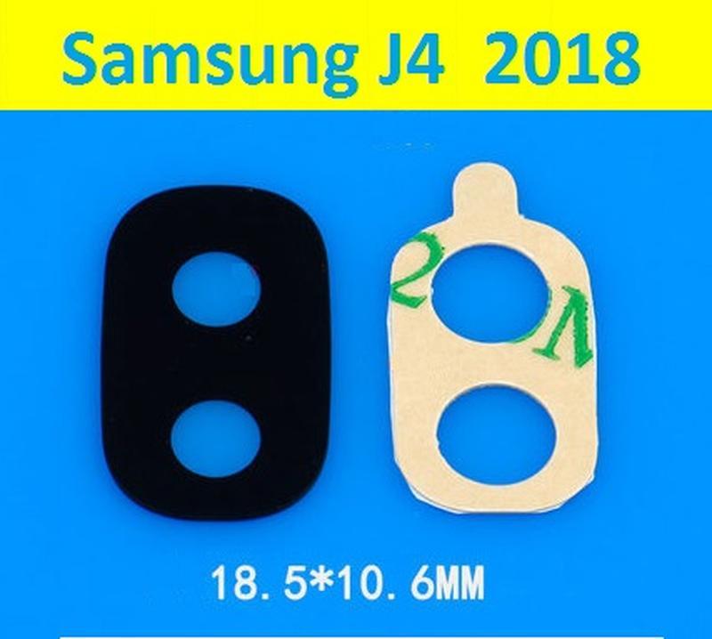 Стекло камеры основной Samsung J4 2018