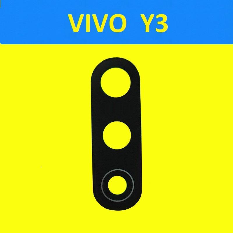 Стекло камеры основной Vivo Y3