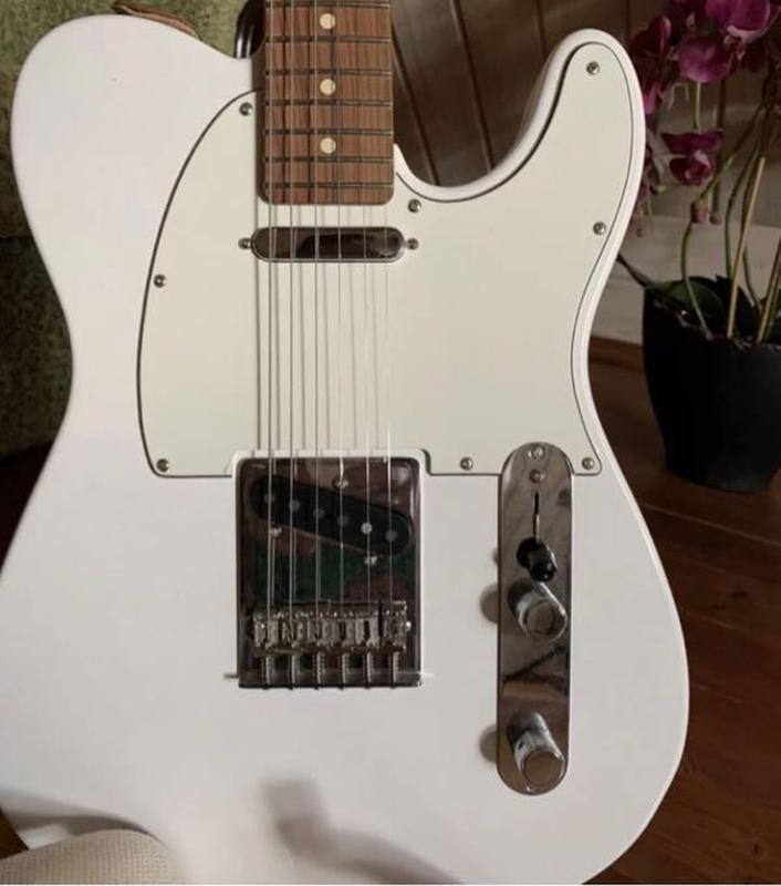 Гитара Fender Telecaster, срочно