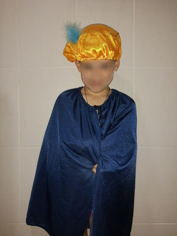 Карнавальный костюм детский принц паж на 4-7 лет