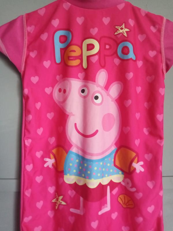 Купальник . купальный костюм . свинка пэппа.