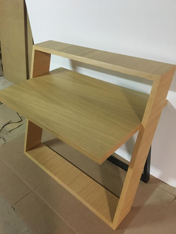 """Дизайнерский, письменный стол от мебельной компании """"Гарлен"""" - Фото 3"""