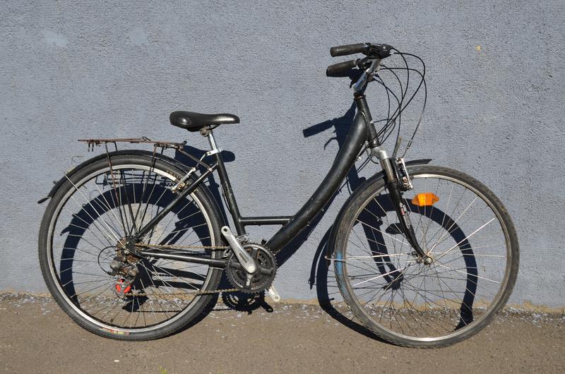 Немецкий велосипед алюминиевый