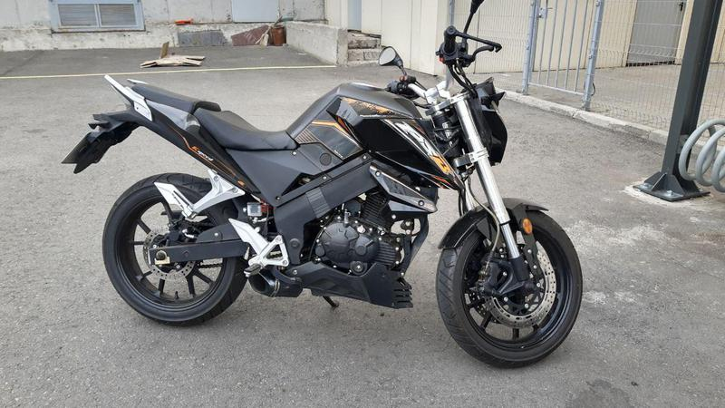 Мотоцикл Bashan psb 250-20 - Фото 4