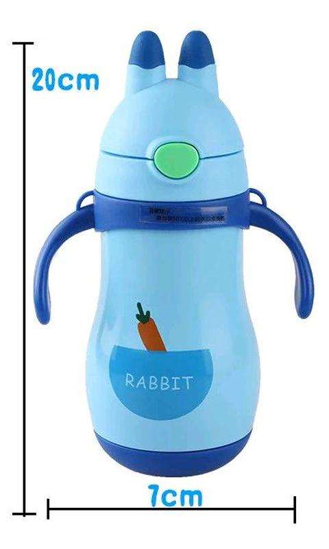 Детский термос Rabbit 300мл. - Фото 6