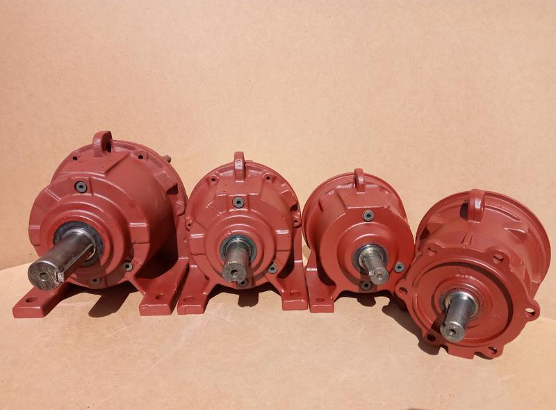 Мотор-редуктор планетарный 3МП-31,5; 3МП-40; 3МП-50;